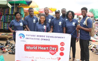 Report on World Heart Day Outreach Program at Gbagi Market