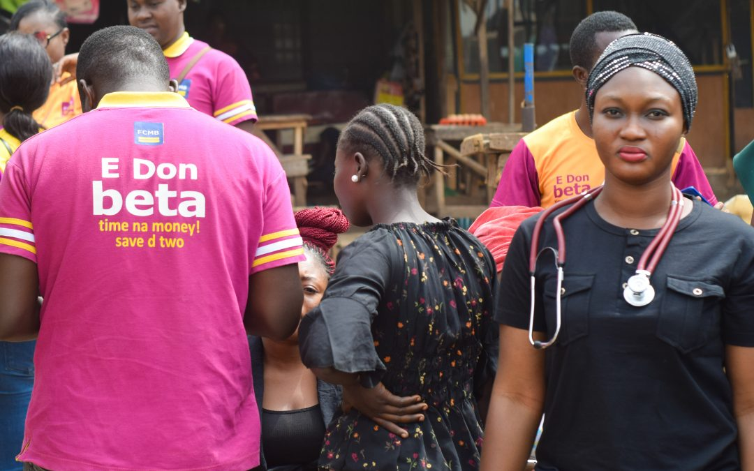eDokita and FCMB Outreach